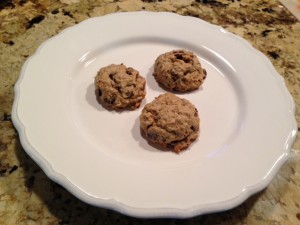 maple syrup oatmeal cookies